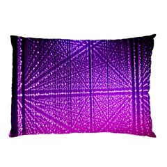 Pattern Light Color Structure Pillow Case (Two Sides)