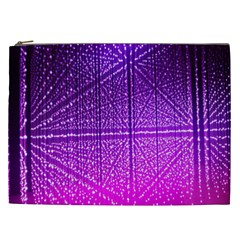 Pattern Light Color Structure Cosmetic Bag (xxl)