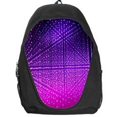 Pattern Light Color Structure Backpack Bag