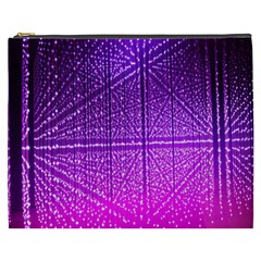 Pattern Light Color Structure Cosmetic Bag (XXXL)