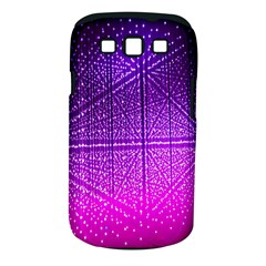 Pattern Light Color Structure Samsung Galaxy S III Classic Hardshell Case (PC+Silicone)