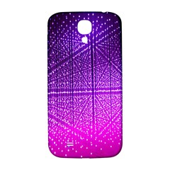 Pattern Light Color Structure Samsung Galaxy S4 I9500/i9505  Hardshell Back Case