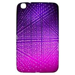 Pattern Light Color Structure Samsung Galaxy Tab 3 (8 ) T3100 Hardshell Case