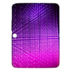 Pattern Light Color Structure Samsung Galaxy Tab 3 (10.1 ) P5200 Hardshell Case