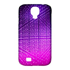 Pattern Light Color Structure Samsung Galaxy S4 Classic Hardshell Case (PC+Silicone)