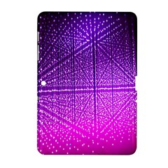 Pattern Light Color Structure Samsung Galaxy Tab 2 (10.1 ) P5100 Hardshell Case