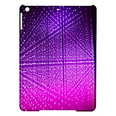Pattern Light Color Structure iPad Air Hardshell Cases