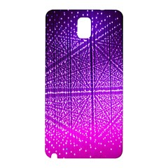 Pattern Light Color Structure Samsung Galaxy Note 3 N9005 Hardshell Back Case