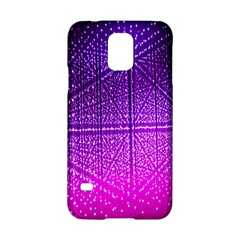 Pattern Light Color Structure Samsung Galaxy S5 Hardshell Case