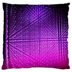 Pattern Light Color Structure Standard Flano Cushion Case (Two Sides)
