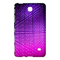 Pattern Light Color Structure Samsung Galaxy Tab 4 (7 ) Hardshell Case