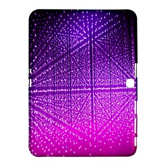 Pattern Light Color Structure Samsung Galaxy Tab 4 (10.1 ) Hardshell Case