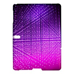 Pattern Light Color Structure Samsung Galaxy Tab S (10.5 ) Hardshell Case