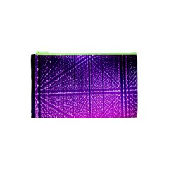 Pattern Light Color Structure Cosmetic Bag (XS)