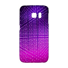 Pattern Light Color Structure Galaxy S6 Edge