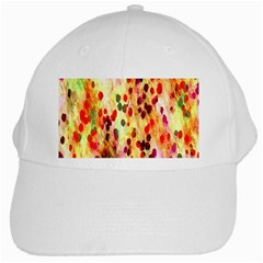 Background Color Pattern Abstract White Cap
