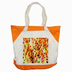Background Color Pattern Abstract Accent Tote Bag