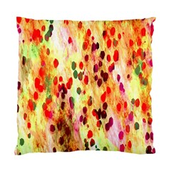 Background Color Pattern Abstract Standard Cushion Case (two Sides)