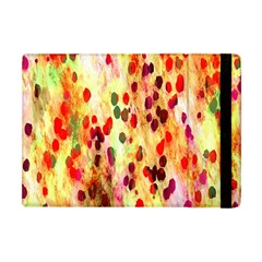 Background Color Pattern Abstract Apple iPad Mini Flip Case