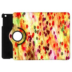 Background Color Pattern Abstract Apple Ipad Mini Flip 360 Case