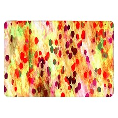 Background Color Pattern Abstract Samsung Galaxy Tab 8 9  P7300 Flip Case