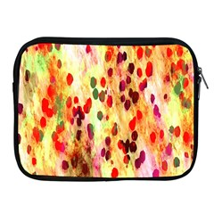 Background Color Pattern Abstract Apple iPad 2/3/4 Zipper Cases