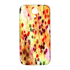 Background Color Pattern Abstract Samsung Galaxy S4 I9500/I9505  Hardshell Back Case
