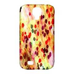 Background Color Pattern Abstract Samsung Galaxy S4 Classic Hardshell Case (PC+Silicone)