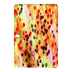 Background Color Pattern Abstract Samsung Galaxy Tab Pro 10.1 Hardshell Case