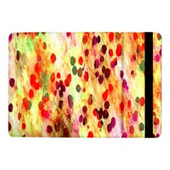 Background Color Pattern Abstract Samsung Galaxy Tab Pro 10.1  Flip Case