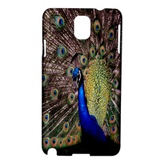 Multi Colored Peacock Samsung Galaxy Note 3 N9005 Hardshell Case