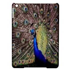 Multi Colored Peacock iPad Air Hardshell Cases