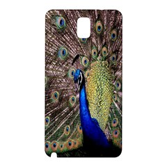 Multi Colored Peacock Samsung Galaxy Note 3 N9005 Hardshell Back Case