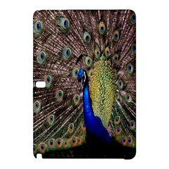 Multi Colored Peacock Samsung Galaxy Tab Pro 10.1 Hardshell Case
