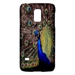Multi Colored Peacock Galaxy S5 Mini