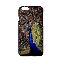Multi Colored Peacock Apple Iphone 6/6s Hardshell Case