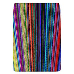 Multi Colored Lines Flap Covers (L)