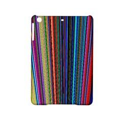 Multi Colored Lines iPad Mini 2 Hardshell Cases