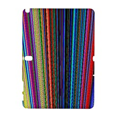 Multi Colored Lines Galaxy Note 1