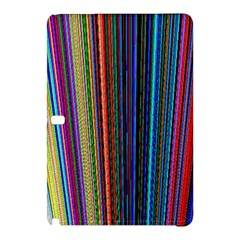 Multi Colored Lines Samsung Galaxy Tab Pro 12.2 Hardshell Case