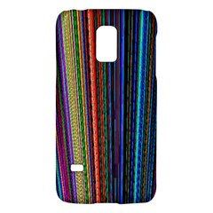 Multi Colored Lines Galaxy S5 Mini