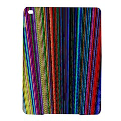 Multi Colored Lines iPad Air 2 Hardshell Cases