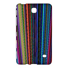 Multi Colored Lines Samsung Galaxy Tab 4 (8 ) Hardshell Case