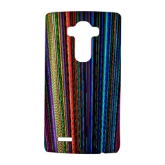 Multi Colored Lines Lg G4 Hardshell Case