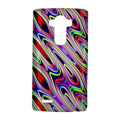 Multi Color Wave Abstract Pattern Lg G4 Hardshell Case