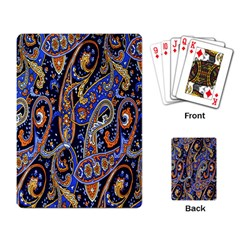 Pattern Color Design Texture Playing Card