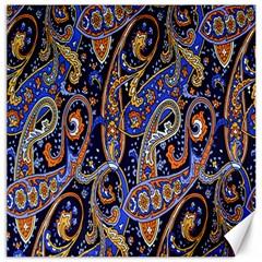 Pattern Color Design Texture Canvas 16  x 16