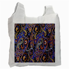 Pattern Color Design Texture Recycle Bag (two Side)