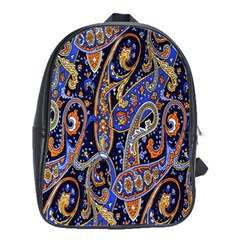 Pattern Color Design Texture School Bags(large)