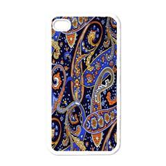 Pattern Color Design Texture Apple Iphone 4 Case (white)